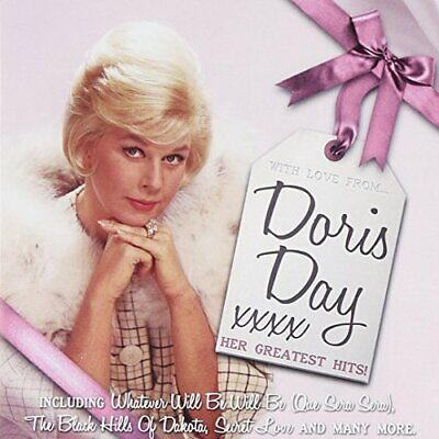 Doris Day - With Love From Doris Day - Her Greatest Hits - Doris Day CD 6GVG The