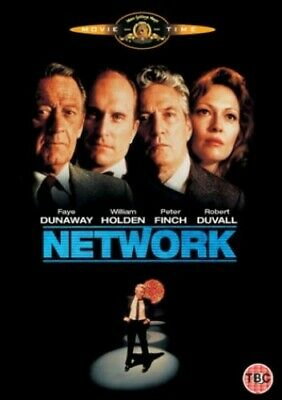 Network [DVD] [1976] - DVD  2FVG The Cheap Fast Free Post