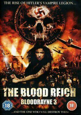 The Blood Reich: Bloodrayne 3 [DVD] - DVD  BUVG The Cheap Fast Free Post
