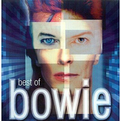Best Of Bowie -  CD 32VG The Cheap Fast Free Post The Cheap Fast Free Post