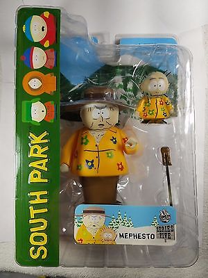 Mezco Toyz South Park Series 5 2007 Mephesto Toy Doll Figure