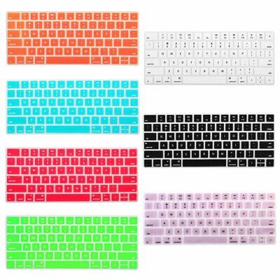 Soft Skin Protective Silicone Keyboard Cover for iMac Wireless Magic Keyboard