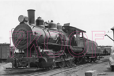 East Broad Top (EBT) Engine 3 at Mount Union, PA - 8x10 Photo