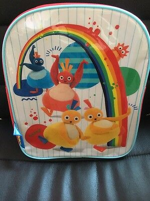 Offical Twirlywoos Backpack School Bag Brand NEW with Tags