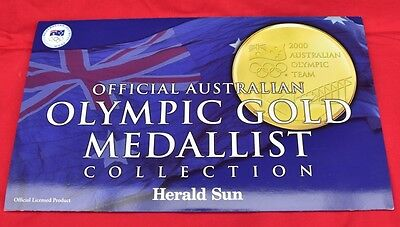 Sydney 2000 Olympic Gold Medallist Medal Collection