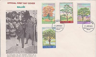 Malawi 1979 National Tree Planting Week First Day Cover