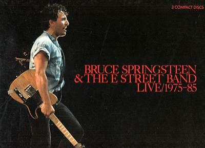 Disco/Vinilo-LP: BRUCE SPRINGSTEEN AND THE STREET BAND - LIVE 1975-85 (SOL...