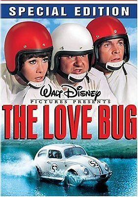 The Love Bug (Special Edition) (DVD)