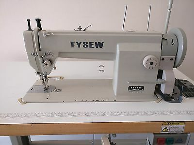Tysew Mark 5 Walking Foot Lockstitch Industrial Sewing Machine