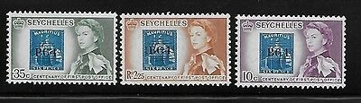 Seychelles 1961 1st post office in Victoria Stamp MNH A27
