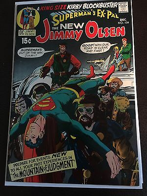 Superman's Pal Jimmy Olsen #134 1st appearance Darkseid VF
