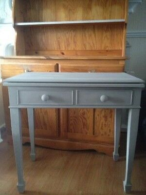 Games Table,Ideal Shabby Chic Project.