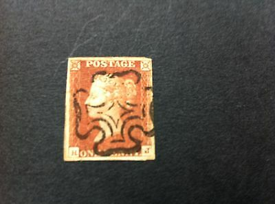 1841 1d. red-brown (SG 8/10) - good/fine - please refer to photo (16)