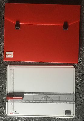 Rotring A3 College Drawing Board In Case