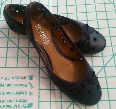 Sperry Top Sider Ladies Casual Shoes,  size 6 M