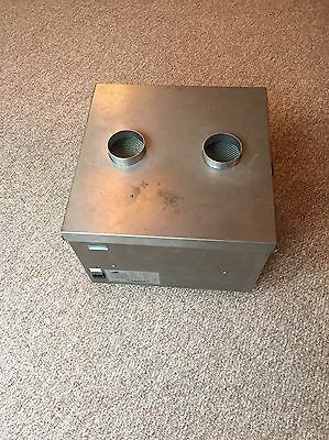 Purex fume extraction unit fumebuster cube ll