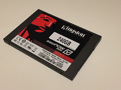 Kingston 240gb SSD now 300 - SV300S37A/240G - SATA