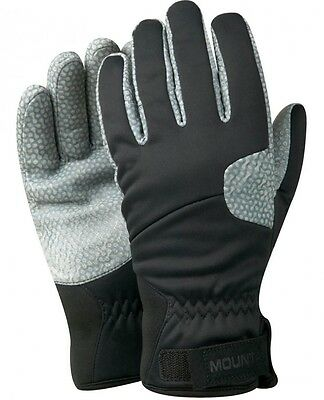 Mountain Equipment - Windstopper Super AlpineGloves, Womens, Black & Grey, Small