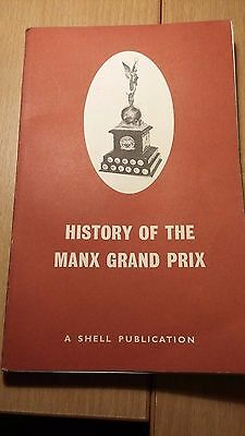 Manx Grand Prix A History Isle Of Man Racing 1923 To 1959 Shell Publication