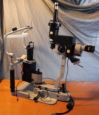 Zeiss 30 SL-M Slit Lamp  Ophthalmic Medical No Power Supply