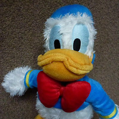 "Donald Duck From Disney Plush Toy Size Approx; 15"" Tall"