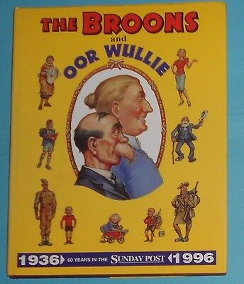 The Broons & Oor Wullie 1936 To 1996 , First Special