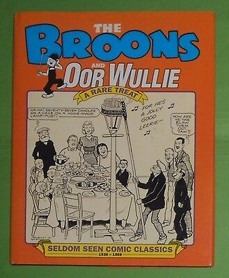 The Broons & Oor Wullie  A Rare Treat  , Sixth  Special