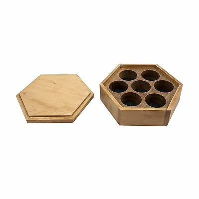 D&D Dungeons and Dragons Dice 7 Die Box Holder