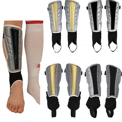 2Pcs Adult Ultra Light  Football Shin Pads Soccer Guards Sports Leg Protector
