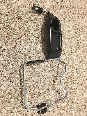 Bob Duallie Double Stroller Car Seat Adapter Chicco KeyFit 30