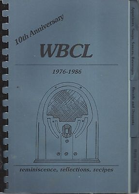 *fort Wayne In 1985 Wbcl Radio Cook Book Reminiscence Reflections Recipes Photos