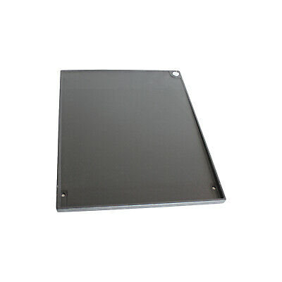 New BBQ Hot Plate 400mm x 485mm Signature Deluxe Enamel Coated