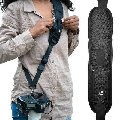 HiiGuy Camera Straps Shoulder Sling Strap for Canon / Nikon W Quick release