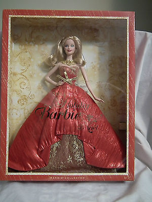 2014 Holiday Barbie Canadian Edition New In Package