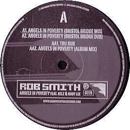 Rob Smith - Angels In Poverty - Grand Central - 2004 #122601