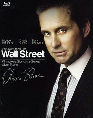 Wall Street [New Blu-ray] Ac-3/Dolby Digital, Dolby, Digital Theater System, S