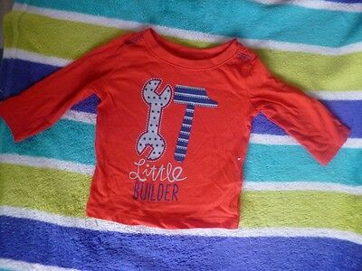 T-shirt à longues manches In Extenso taille 62 (1)