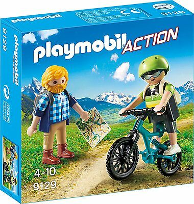 Playmobil - Action - 9129 - Bergsportler - NEU OVP