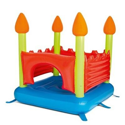 New kids Inflatable Bouncy Bouncing Jumping Castle with Repair Patch