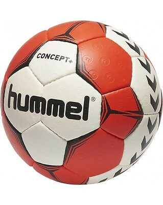 Hummel - Concept Plus Handball / Spielball Training / Gr. 2-3 / Art. 091787-9210