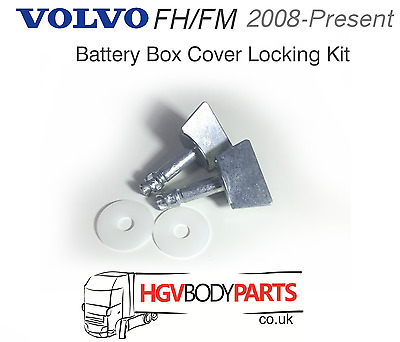 Volvo FH Batter Box Cover Locking Kit