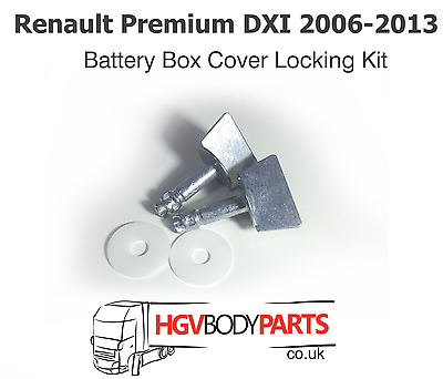 Renault Premium Series Batter Box Cover Locking Kit