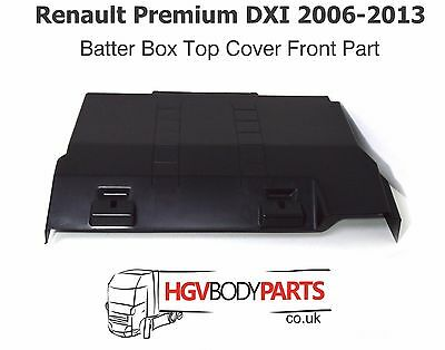 Renault Premium Batter Box Cover Upper Part