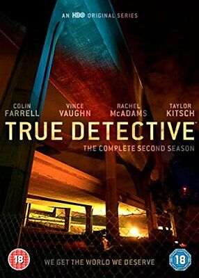 True Detective - Season 2 [DVD] [2016] - DVD  1GVG The Cheap Fast Free Post