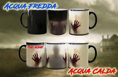 Walking Dead Mug Magica - MAGIC MUG - TAZZA mug - caffè