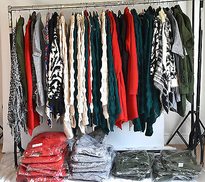 Job Lot Knitwear From Sarah Santos Collection 72 Unique Items Brand New