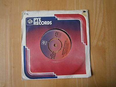 """Theme From Mackinnon Country Bbc Tv Series 7"""" Vinyl Single Mint Condition"""