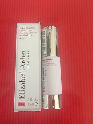 Elizabeth Arden Visible Difference Good Morning  Retexturizing Primer 15 ml x 2