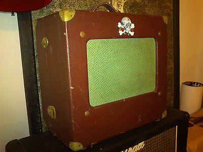 12 Inch Box  --  Red Label Dynacord speaker  --  Vintage R'n'R Look and sound