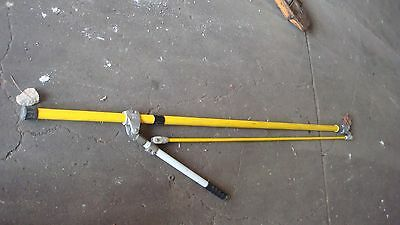 Irby  Cutter Hot Stick 6 ' Lever Handle Wire Cutter Tool